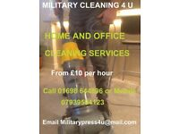 Home and Office Cleaning and Ironing Services