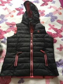 Superdry gilets and Dorothy Perkins coat