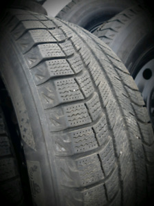 265/70/R17 MICHELIN XICE WINTER SNOW TIRES