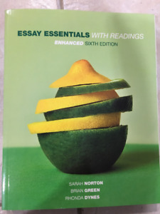 Essay Essential with Readings enhanced sixth edition textbook