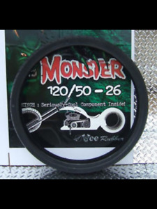 Vee rubber monster Motorcycle front tire