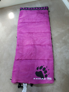 Kodiak Kids sleeping bag