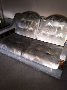 FREE MUST GO TODAY! Couch love seat & recliner