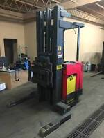Forklift - Raymond Reach and Counterbalance