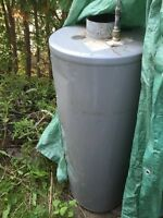 Reservoir eau chaude