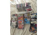 CD's (60+ albums)