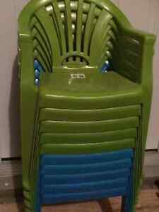 Plastic children's chairs Oakville / Halton Region Toronto (GTA) image 1