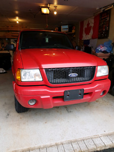 2003 Ford Ranger Edge (Parts truck) AS IS WHERE IS