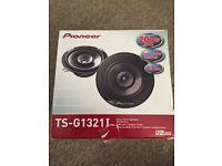 Pioneer Speakers NEW TS-G1321