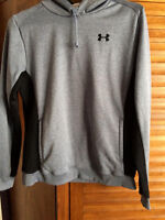 Gray Under Armour Sweater
