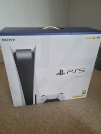 PS5 Sony PlayStation 5 Disc Console Brand New Sealed