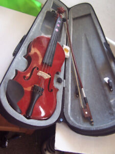 """Violin Bow Case 1/2 Student/Child 20"""" Long NiagFalls Nice Cond!"""