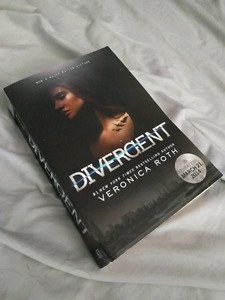 Divergent Book for sale