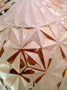 midcentury art deco glass shade reclaimed architectural lighting Kitchener / Waterloo Kitchener Area image 2