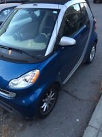 2008 Smart Car 2 door Convertible