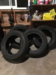"Four 18"" 245/60R Rovelo Winter Tires"