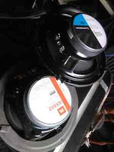 Complete car stereo system...all included.. Kitchener / Waterloo Kitchener Area image 2