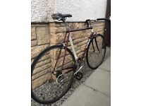 Joe waugh retro racing bike £300.