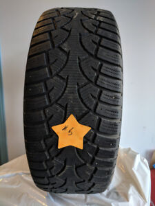 USED WINTER TIRES - 16 INCH SIZES - 8 SETS
