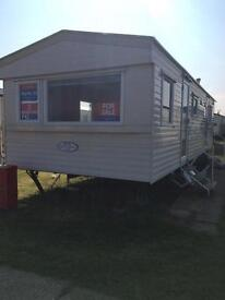 Static Caravan Dymchurch Kent 2 Bedrooms 6 Berth Delta Santana 2008 New Beach