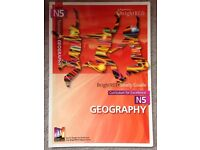 National 5 Geography BrightRED Study Guide