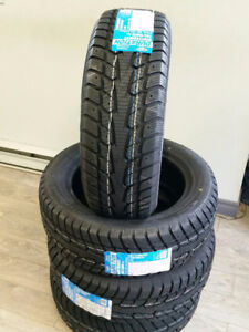 4 NEW WINTER TIRES  205/55R16, ONLY 276$ FOR LIMITED TIME