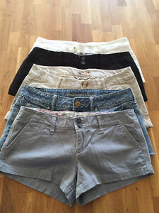 Lot 5 shorts American Eagle Outfitters
