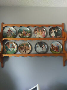 8 Sound of Music collector plates