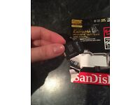 Sandisk 64gb micro sd memory card