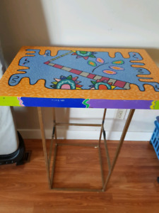 Colored Table