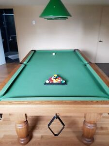 Table de pool et de snooker Dufferin