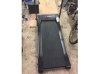 Confidence motorised treadmill
