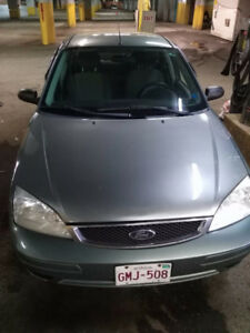 2006 Ford Focus zx4  $1500
