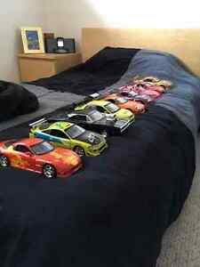 Fast and the Furious Diecast Models