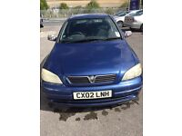 Vauxhall Astra 1.6 expression