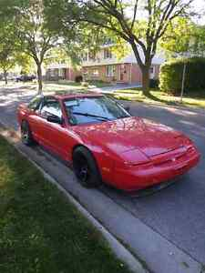 Nissan 240sx Red top sr20