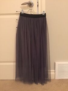 S/m women's tulle skirt