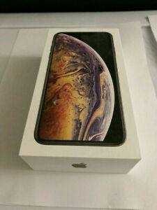 IPHONE XS max 64gb - in box - warranty - BUY OR TRADE