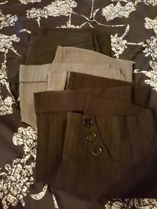 Size L & XL dress pants