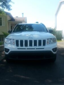2012 Jeep Compass North Edition 4x4