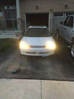 98 Plymouth neon coupe, white, 5 speed