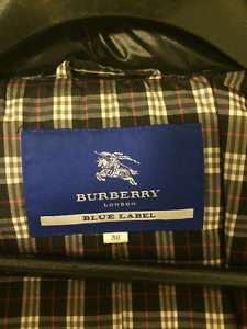 Burberry Blue Label Winter Down Jacket/Coat