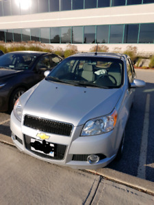 2011 Chevrolet Aveo Low Kms Great Car