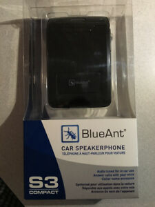 BlueAnt S3 Car Speakerphone