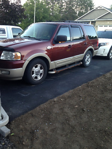 2006 Ford Expedition King Ranch. Must sell