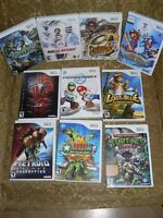 4 Wii game for sale or trade
