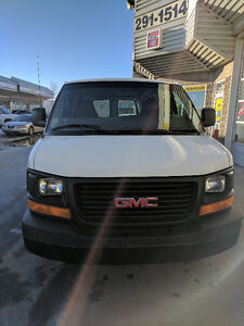 2008 GMC Other Minivan, Van - Excellent work/cargo van