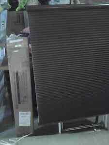 Cellular blinds dark brown