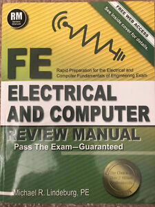 FE Electrical and Computer Review Manual Paperback – Apr 13 2015