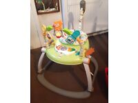 Fisher Price Jumperoo Spacesaver